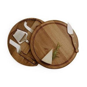 Cheese Board Set With 4 pcs Cheese Tools