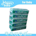 Cheap high quality lilas baby diaper/baby nappy hot-selling in Afria Market