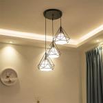 Lamparas PUZHUOER 9W Indoor lights Restaurant Simple Style Chandeliers for Home chandeliers lighting