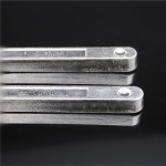 Sn-0.3Ag-0.7Cu lead free welding rods / solder rod for mix substrate or the general wave soldering