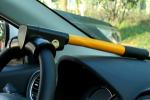 Steering Wheel Lock Package Hot New Steering Wheel Lock Vehicle Car Security Keyed Lock Anti Theft