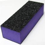 Purple Buffer Sanding Block Files Nail Art Tool
