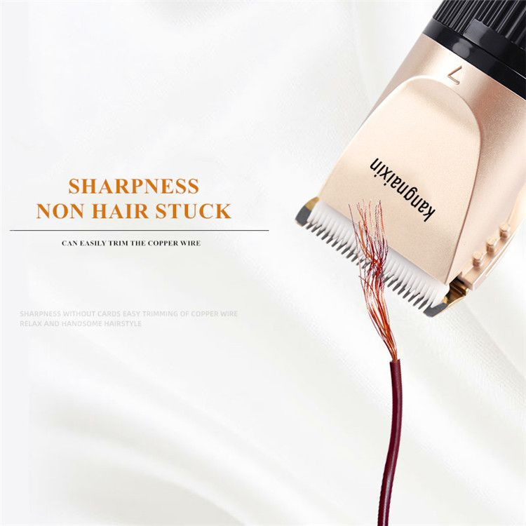 Import Cordless Professional Hair Clippers Barber Machines Rechargeable Hair clippers Cutting Trimmer Q8 from China