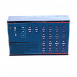 2020 hot sale in Indonesia Conventional Fire Alarm Control Panel 4 Zones