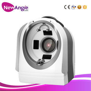 Intelligent digital facial scanner portable skin analyzer for face