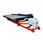 Mineral separate vibrating tungsten ore shaking tables