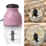 Mini Electric Meat Grinder Food Processor Vegetable Fruit Blender Chopper