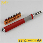 safety screw bits household or auto emergency led tooling lamp