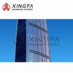 Xingfa Fully-hidden-frame Series Hollow Glass Aluminium Curtain Wall