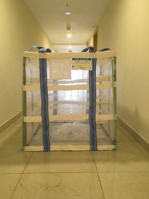 Import Best Sale Jumbo Bag - PP Woven Big Jumbo Storage Bags Good Price from Vietnam Fibc Bag from Vietnam
