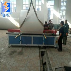 high-frequency Automatic butt plastic sheet welding machine