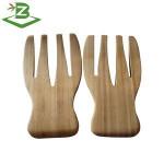 Bamboo Salad Hands Salad Servers _FSC & BSCI Factory
