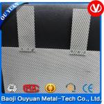 ruthenium iridium and platinum electrode titanium wire mesh for industry