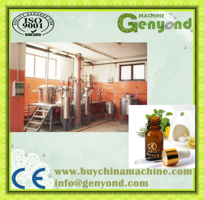 steam distillation essential oil/ extraction machine FOR SMALL CAPACITY