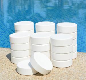 swimming pool chlorine tablets