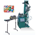 High speed Automatic single color multi color logo bottle cap pad printing machine
