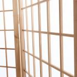 homedecor wooden folding screen room divider