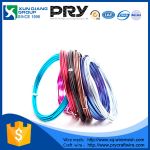 colored craft 2 mm Colored Aluminum Round Wire