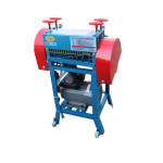Factory price hot sales economic scrap copper wire stripping machine at the Wholesale
