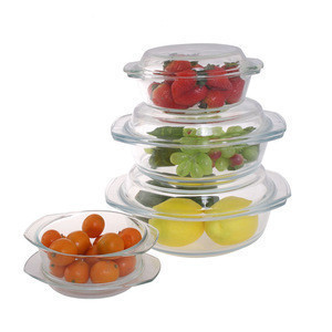 Heat Resistant Gl Cooking Pot Clear