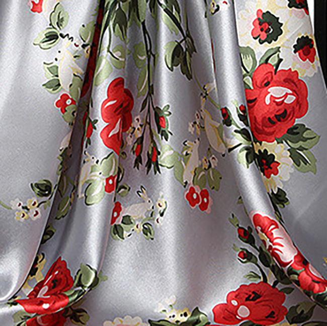 Scarf Italy Fashion Italian Pashmina Scarf Silk Scarves Ladies