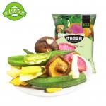 Shinong Vacuum bag 40g/bag wholesale organic mixed dried vegetables snack