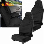 High Quality Universal Black Waterproof Car Seat Covers