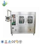 Tunnel pasteurizer juice pasteurization machine
