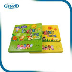 Attractive  Children Sound Speaking Music Board and Colorful Printing Book