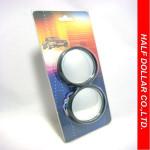 Car Accessory, Car Blind Spot Mirror, Spot Safety Mirror For One Dollar Item