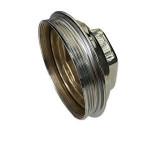 Chromium Plating FUWA Wheels Axle Center Dust Cap