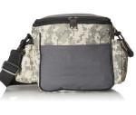 Custom Standard Disc Golf Bag With Water Bottle Holder Disc Golf Shoulder Bag