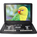 """Wholesale 17.1""""portable dvd players with HDMI,SD, USB slot HD 1366x768 Digital TFT"""