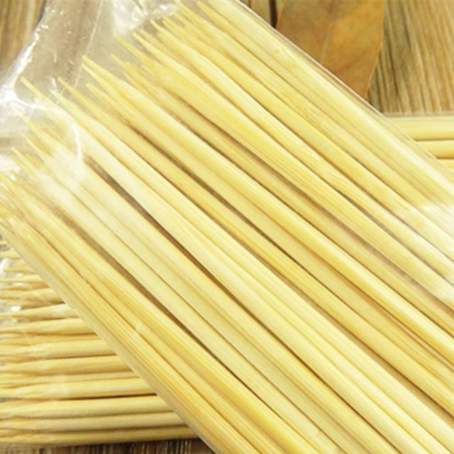 Vietnam bamboo skewer - bamboo bbq skewers  - Wholesale for wood skewers / bamboo stick skewer for barbecue Cheap Price