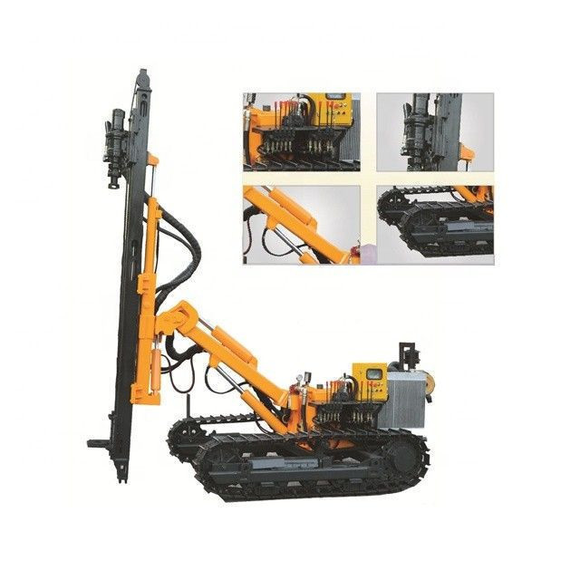 Portable mining blasting drilling rig manufacturer