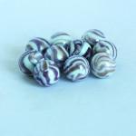 crystal glass balls,rain flower glass marble