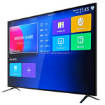 Made in China 75 inch lcd television 65 inch 4k ultra hd smart tv 32 inch 55 inch tv android wifi television 4k smart tv 85 inch