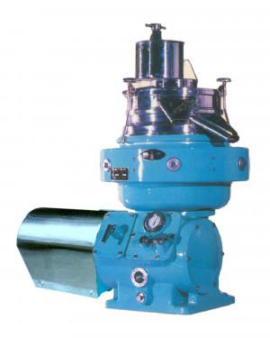 high efficiency latex centrifuge