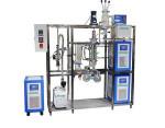 Food  fine chemical electronic material plastic engineering polymer short path molecular distillation thin film evaporator