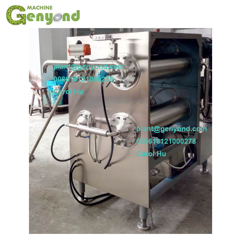 GYC Margarine and Shortening production line from vegetable animal oil