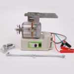 Energy saving servo motro for typical industrial sewing machine