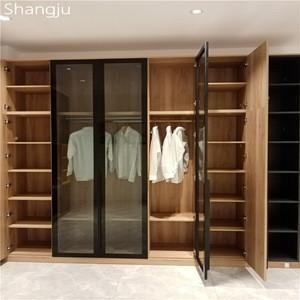 Modern Design Bedroome Furniture Melamine Almirah Wardrobe From China Tradewheel Com