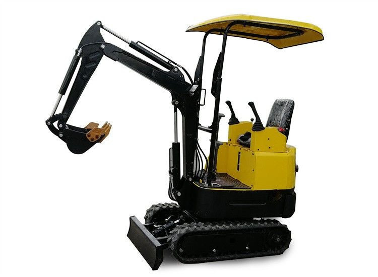 CXT1.6T Pilot operation of small excavators