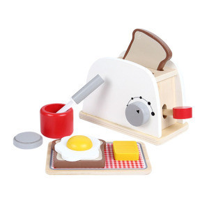 Children Early Learning Toys Kids Baby Intelligence Role Play Wooden Cooking Kitchen Toy