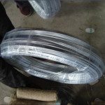 sanfan/pvc pe vinyl covered steel wire coated iron wire wholesale