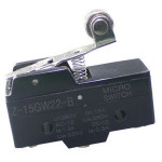 15A 250VShort Roller Lever Screw Terminal Omron Limit  Micro Switch