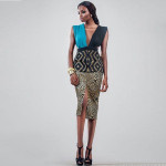2019 Women African dress sexy fit dress fashion Cocktail Party Dress