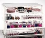 Fashion multifunctional acrylic clear storage drawer