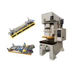 110 Ton C Frame Punch Pneumatic Power Pressing Press Punching Machine