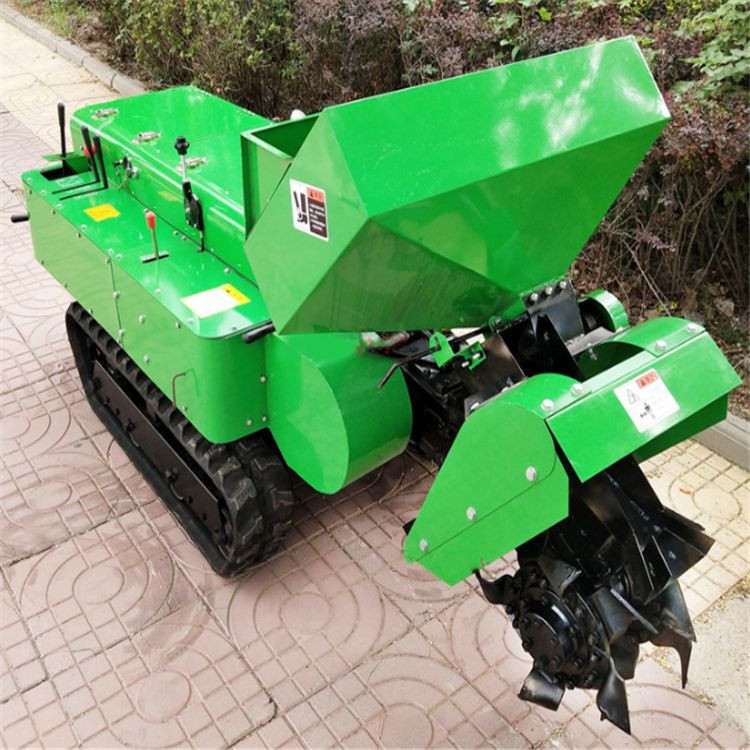 Multifunctional farming machine mobile rotary cultivator mini tiller